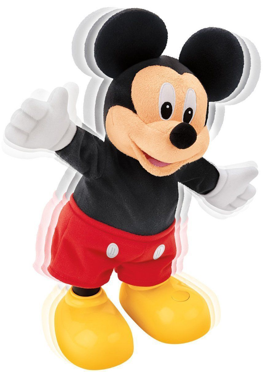 Mickey Mouse Clubhouse  Dance  Shout Plush Toy